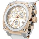 Picture of Polanti Torque Mens Rose Color Stainless Steel watch