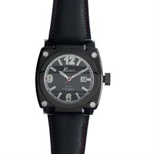 Picture of Polanti Torque Automatic Mens Black Stainless Steel watch