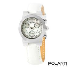 Picture of Polanti Ciel Ladies Chrono Stainless Steel Watch